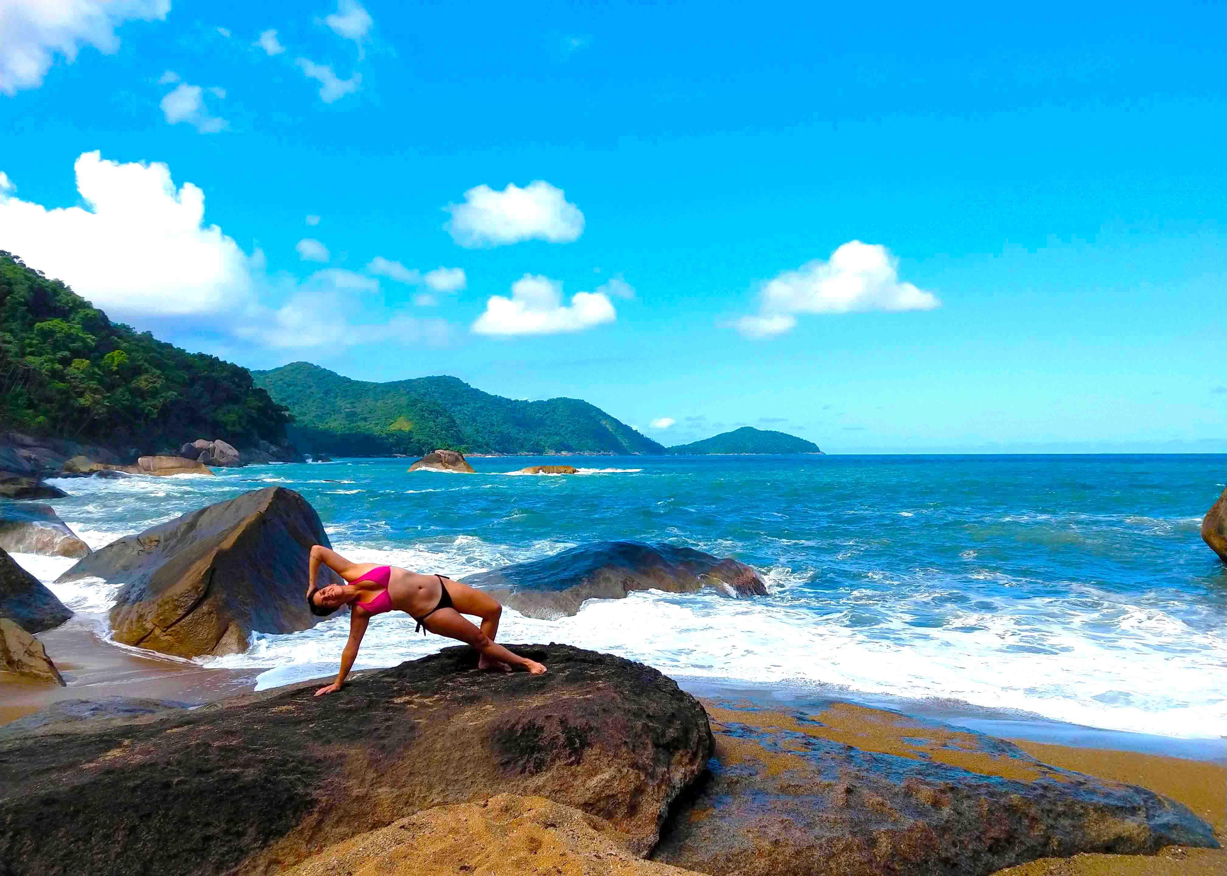 Ilhabela, Praia do Gato, Ecoturismo, Praia dos Castelhanos