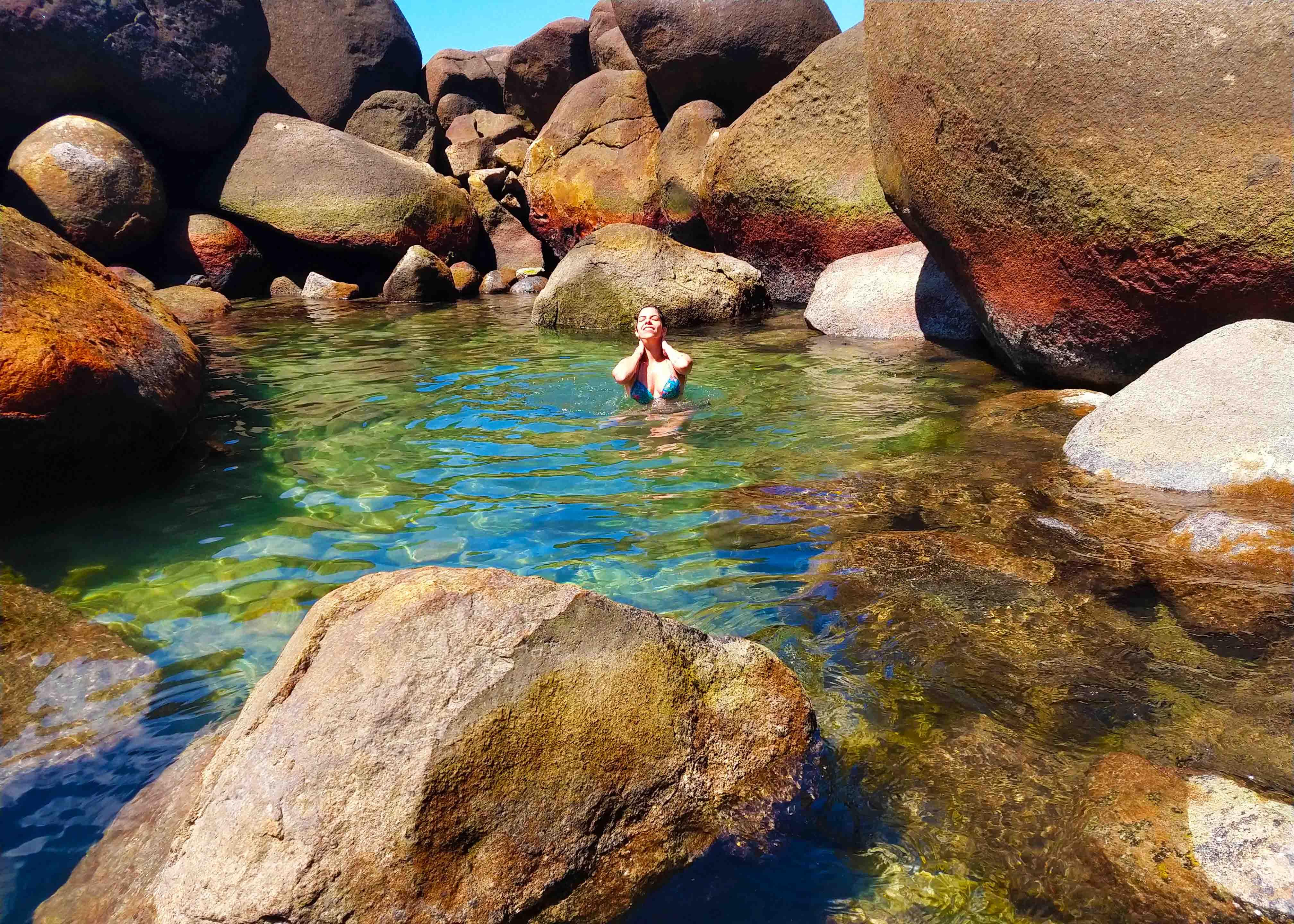 Ilhabela, Piscina Natural, Ecoturismo