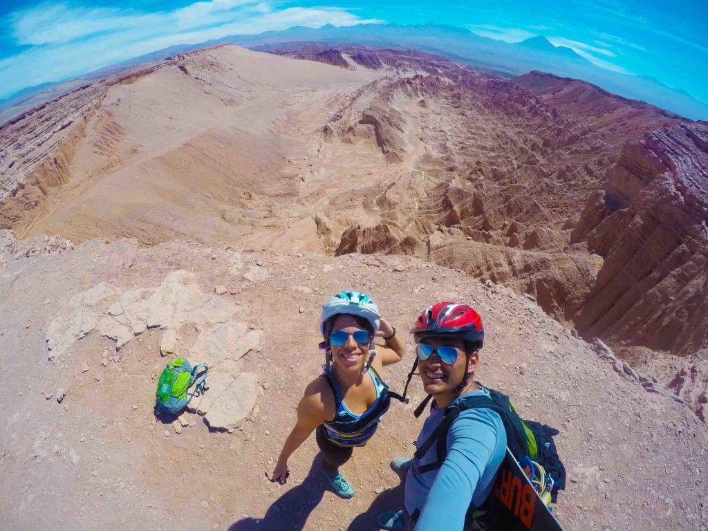 Vale da Morte no Atacama
