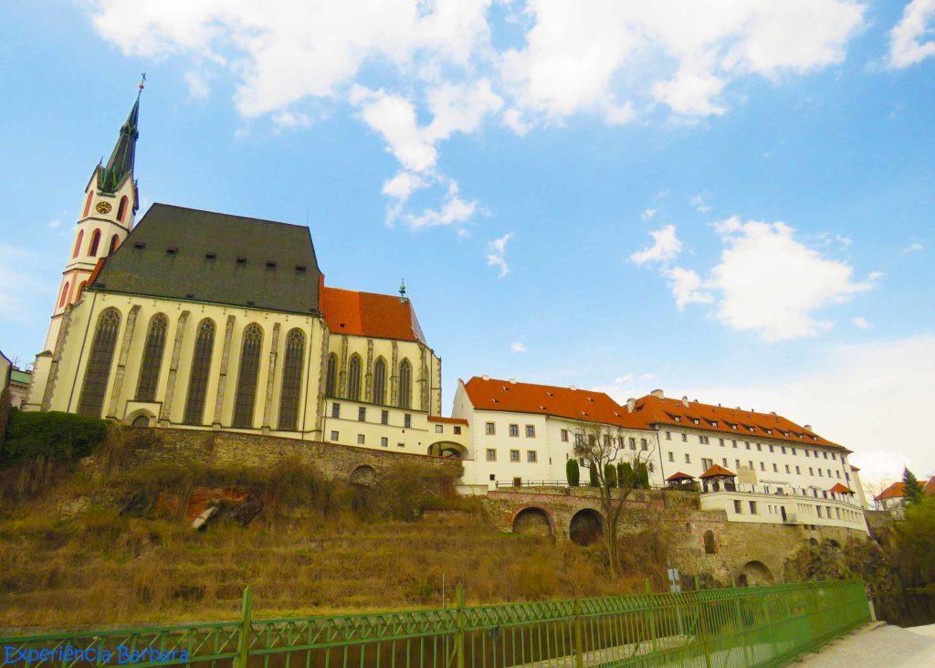 Igreja de São Vito em Cesky Krumlov
