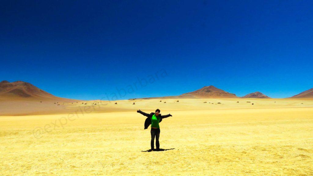 Deserto de Dalí na Bolívia