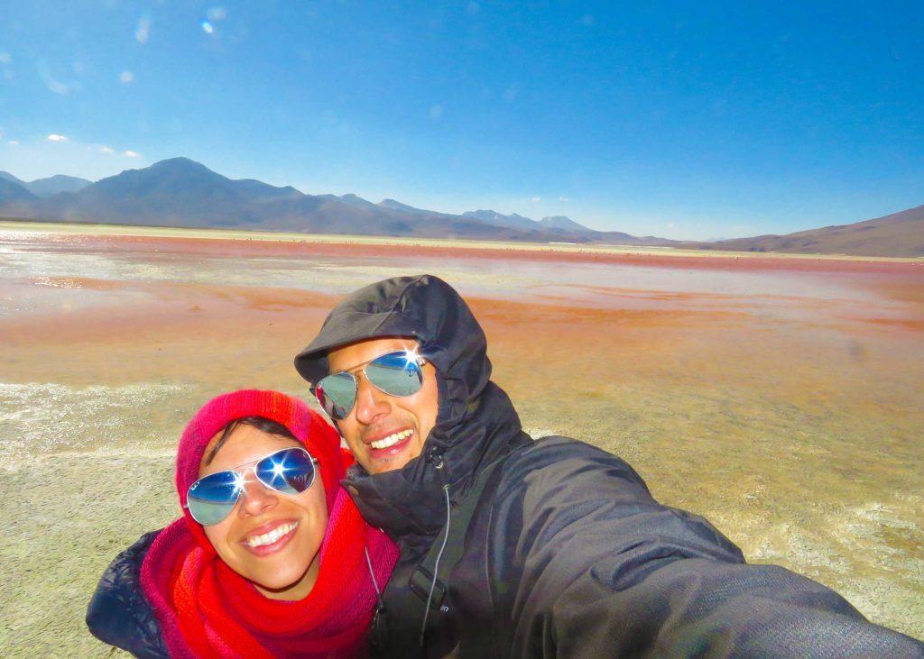 Cordilheira dos Andes - Altiplano Boliviano