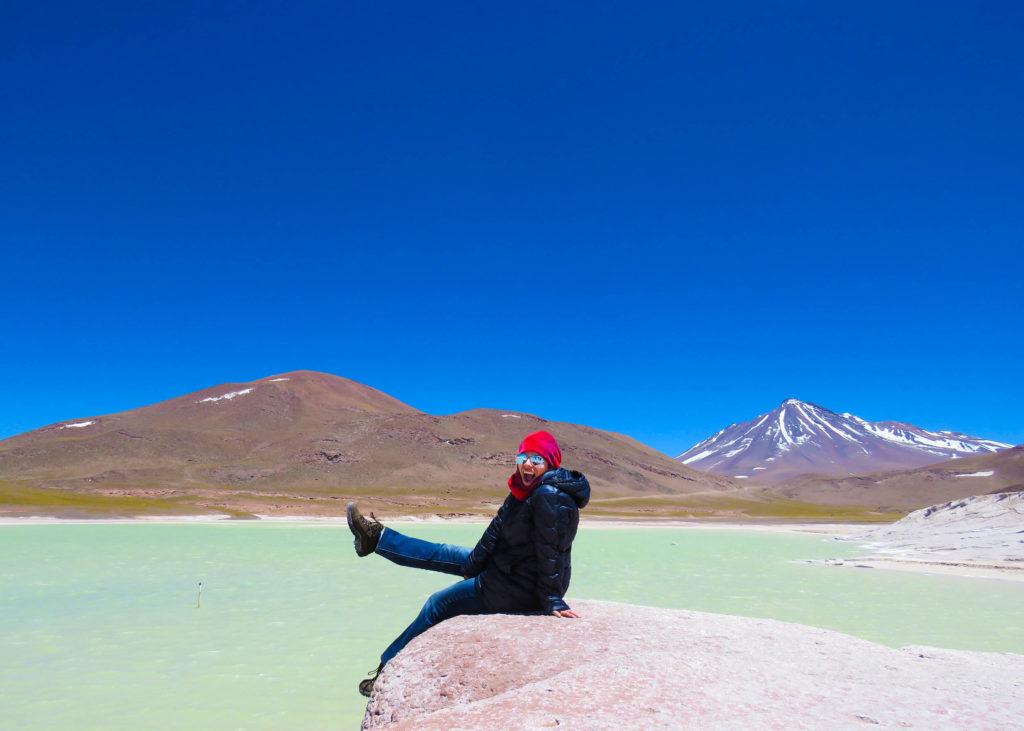 Piedras Rojas no Atacama