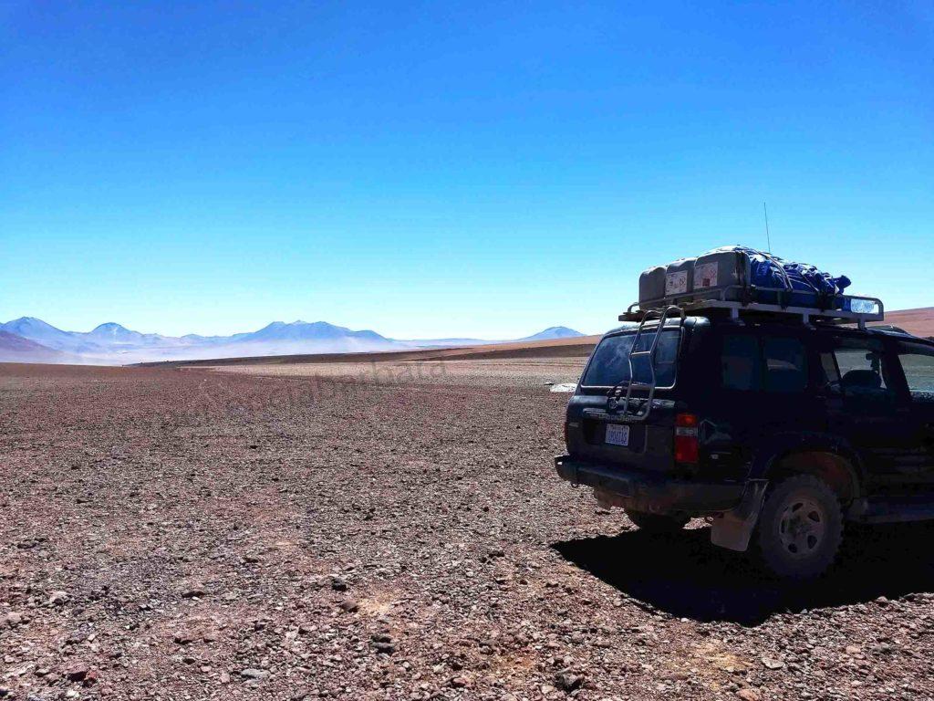 Road trip Bolívia