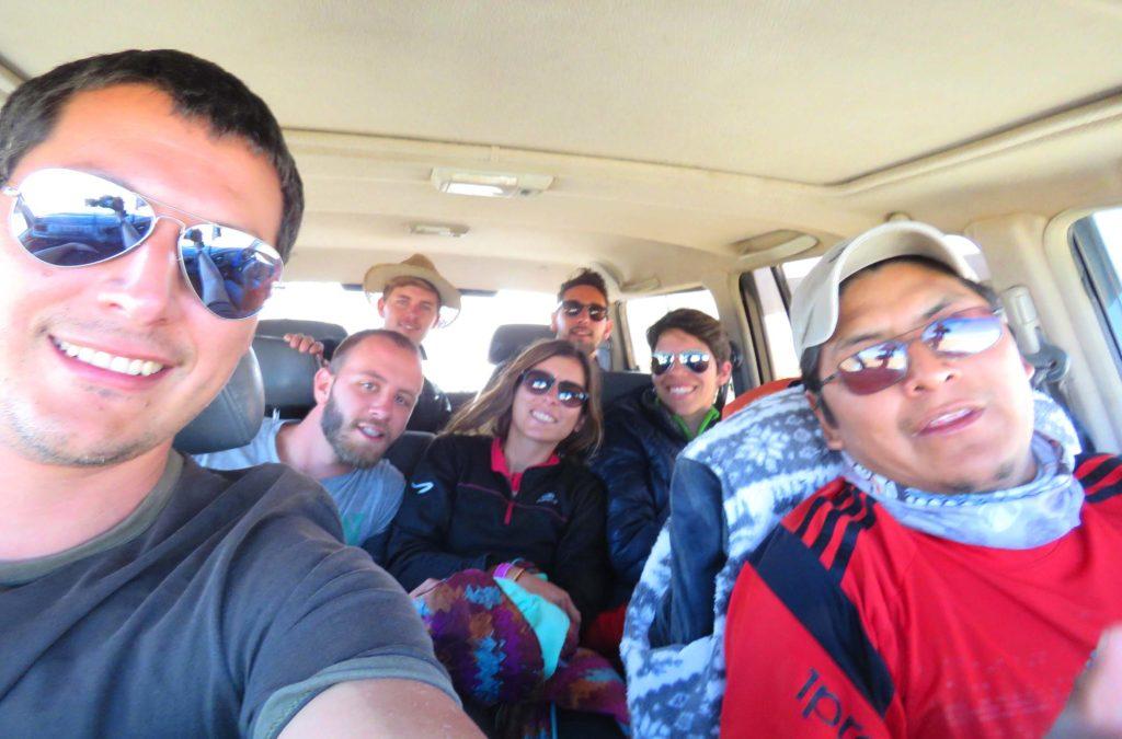 Tour compartilhado Atacama Salar de Uyuni