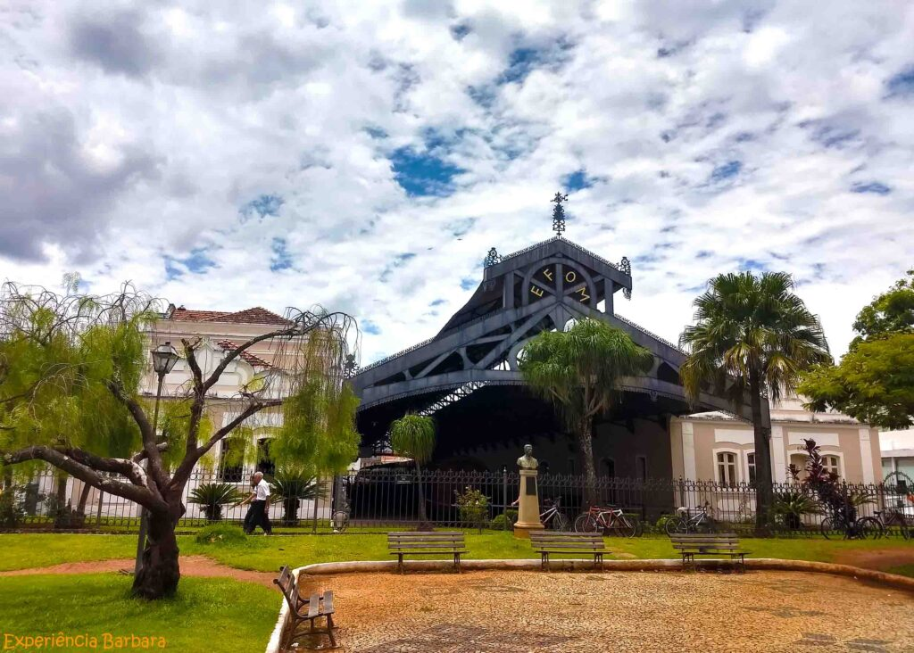 Estação ferroviária de São João del Rei