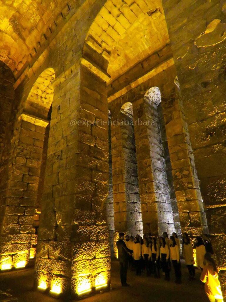 Cisternas de Dara Turquia