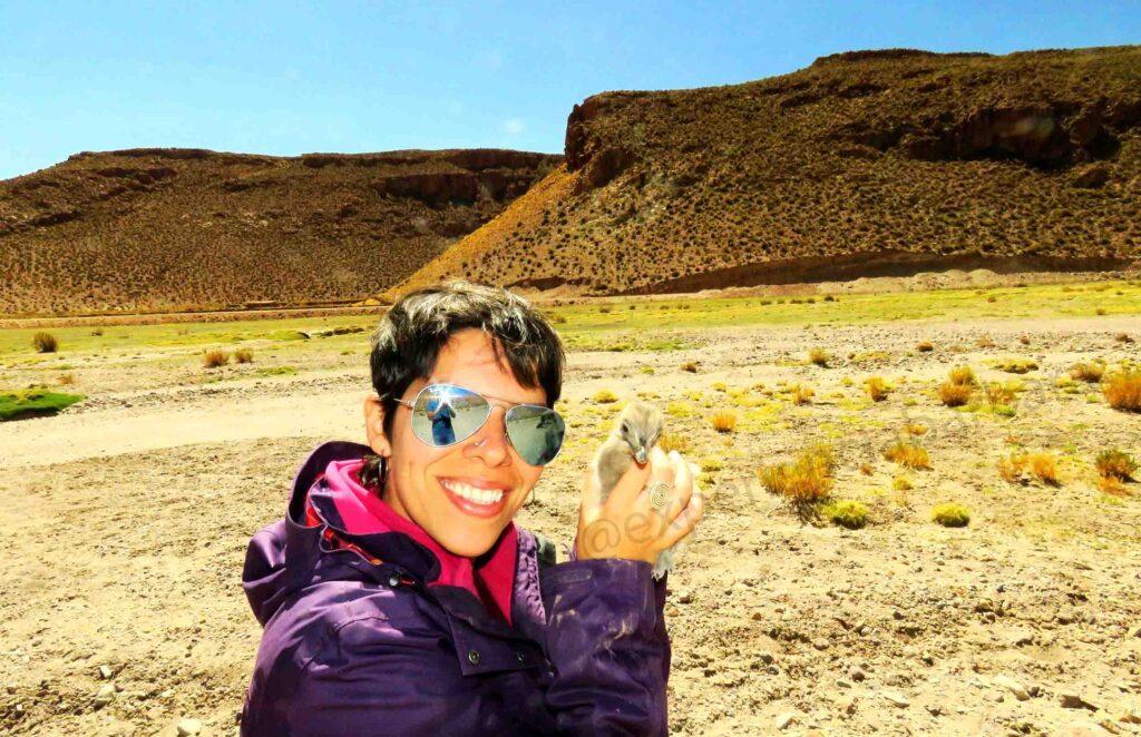turismo animal exploratório na Bolívia