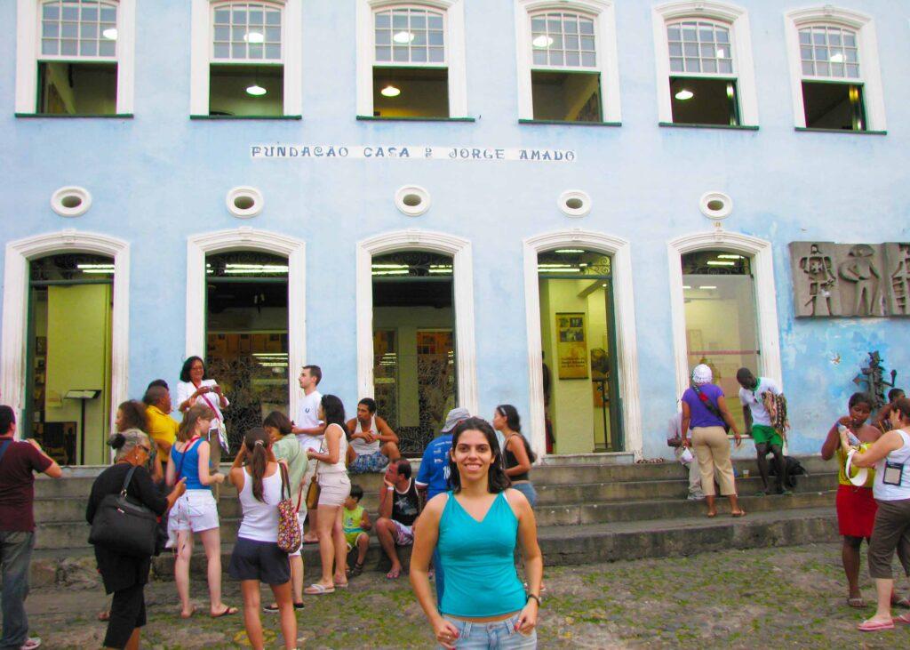 Roteiro de 1 dia em Salvador - Fundação Casa de Jorge Amado