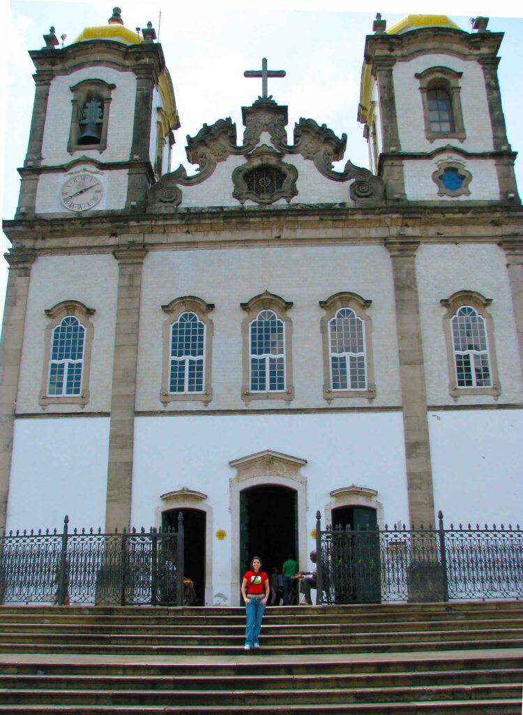Roteiro de 1 dia em Salvador - Igreja do Senhor Bonfim