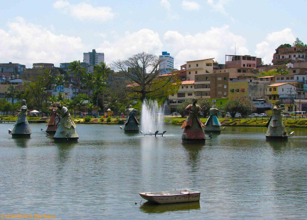 Roteiro de 1 dia em Salvador - Dique de Tororó