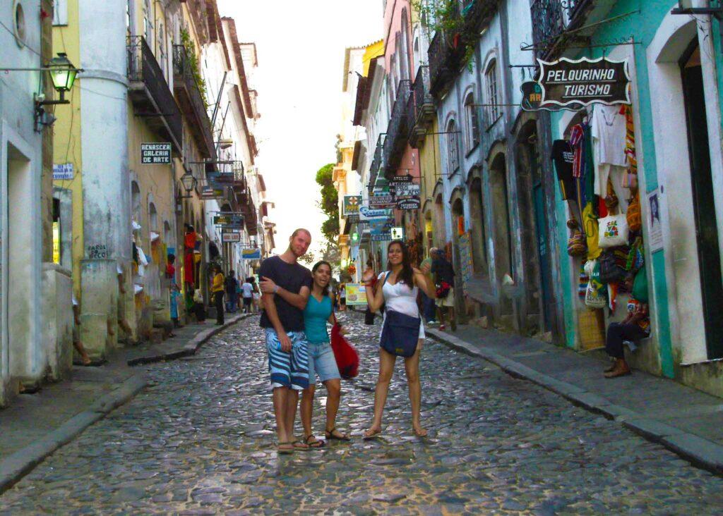Roteiro de 1 dia em Salvador - Pelourinho