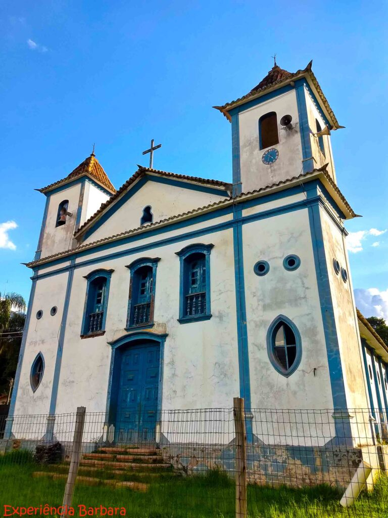 Igreja Matriz de Nossa Senhora da Piedade - Brumadinho