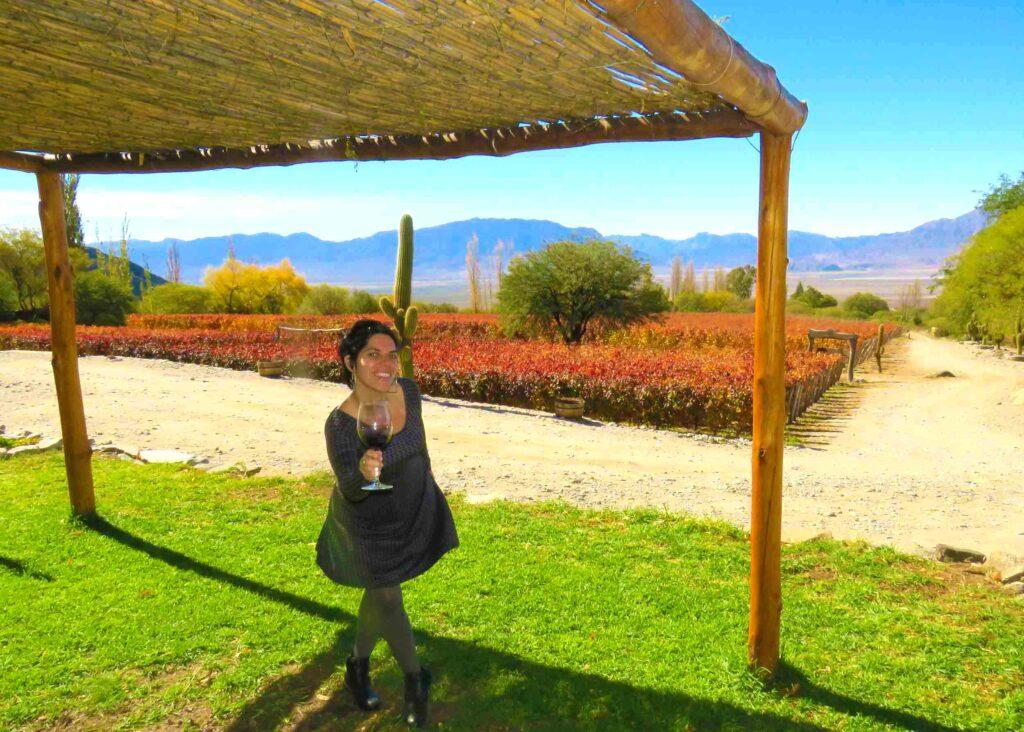 Bodega Domingo Molina, Cafayate, Argentina