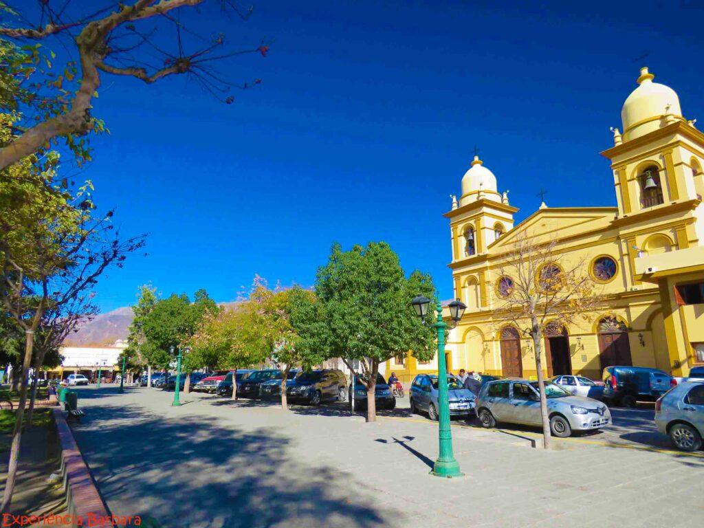 Catedral Nuestra Senora del Rosario, Cafayate, Argentina
