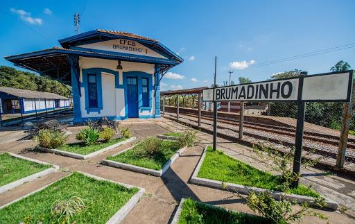 Estação Ferroviária de Brumadinho