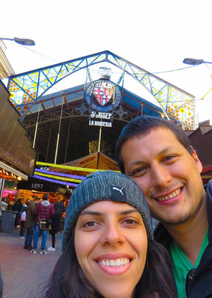 Mercados pelo mundo: La Boqueria em Barcelona