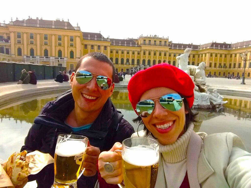 Mercados pelo mundo: Mercado de páscoa em Viena