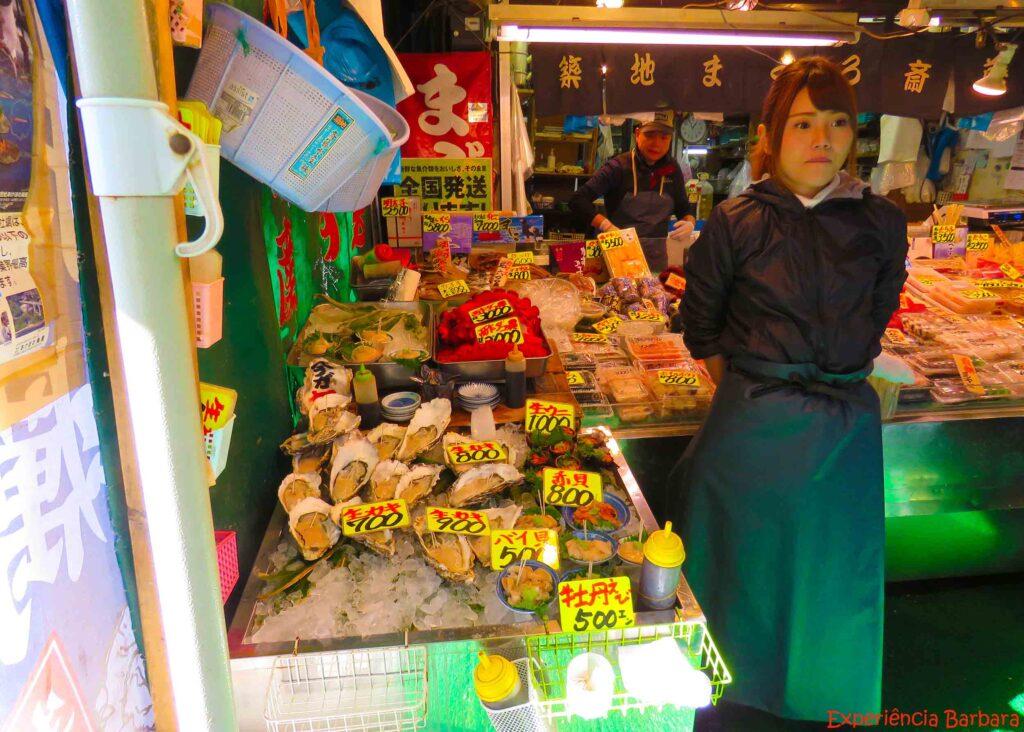 Mercados pelo mundo: Tsukiji em Tóquio
