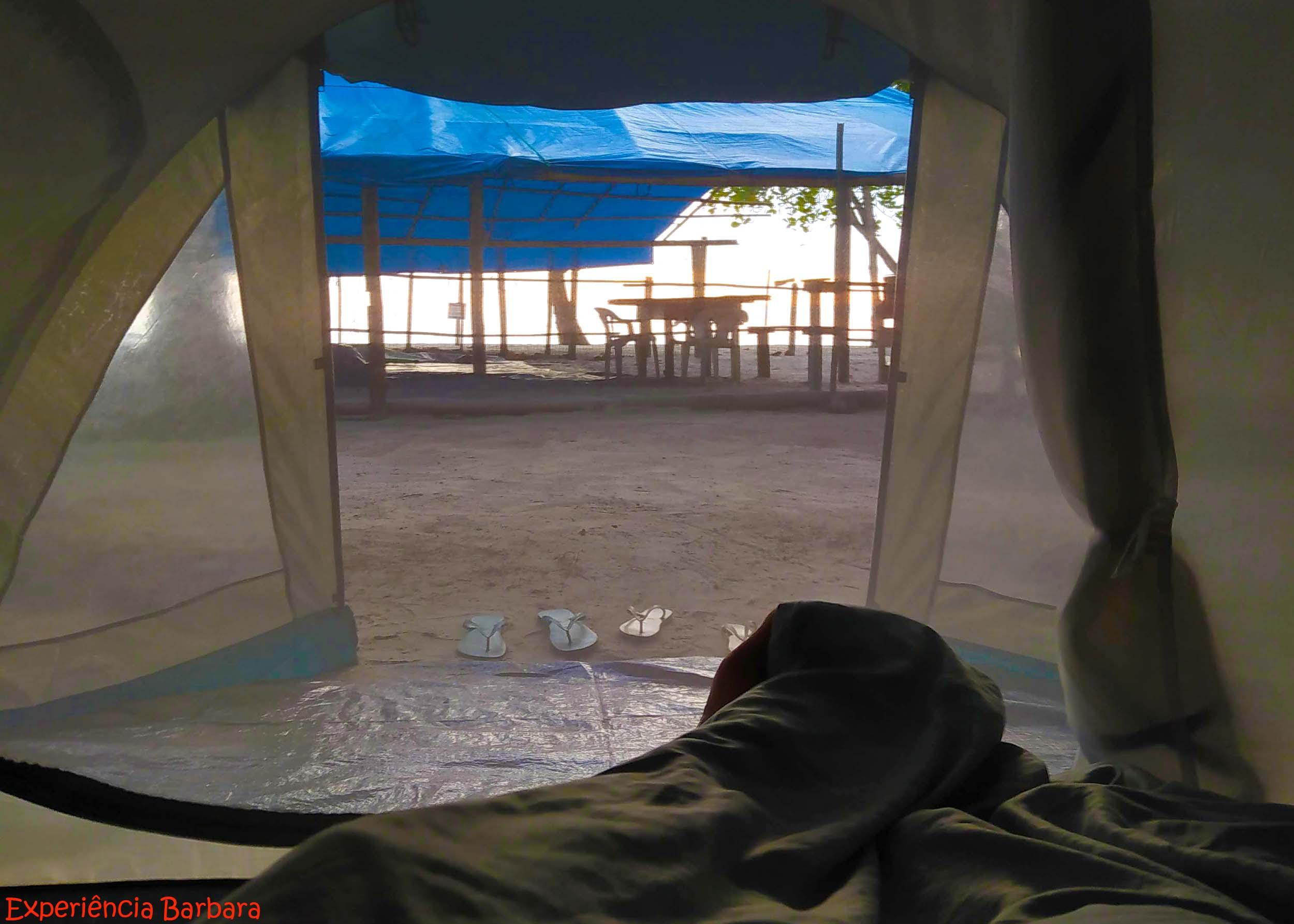 Camping em Ilhabela