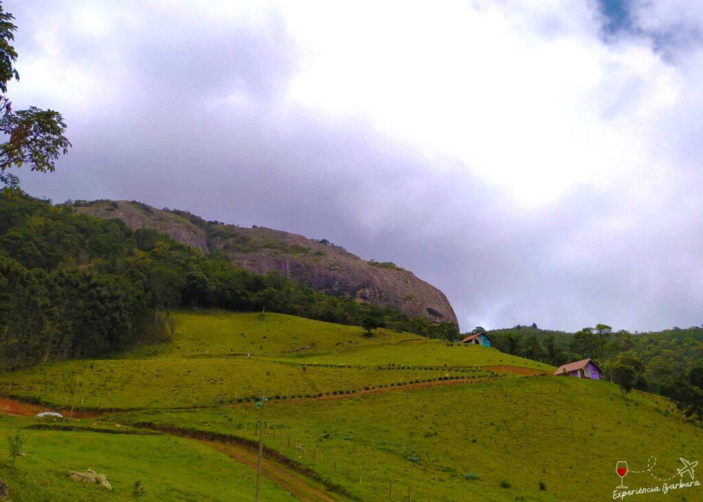Pedra do Jair - Sapucaí Mirim Minas Gerais