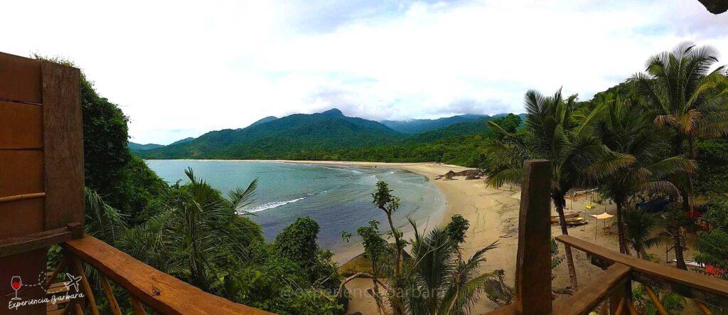 Canto do Gato - Praia de Castelhanos em Ilhabela