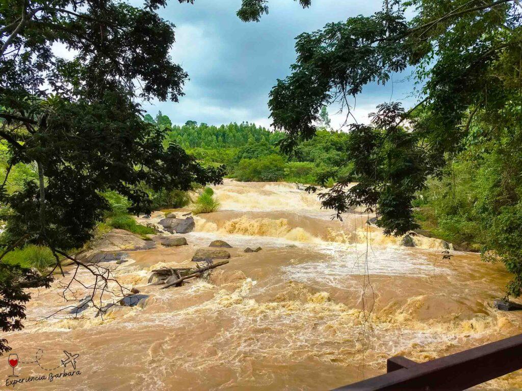 O que fazer em Extrema - Rafting no Rio Jaguari