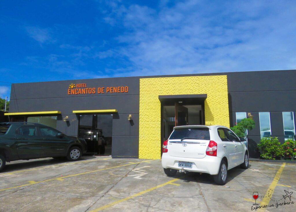 Onde se hospedar em Penedo - Alagoas - Pousada Encantos de Penedo
