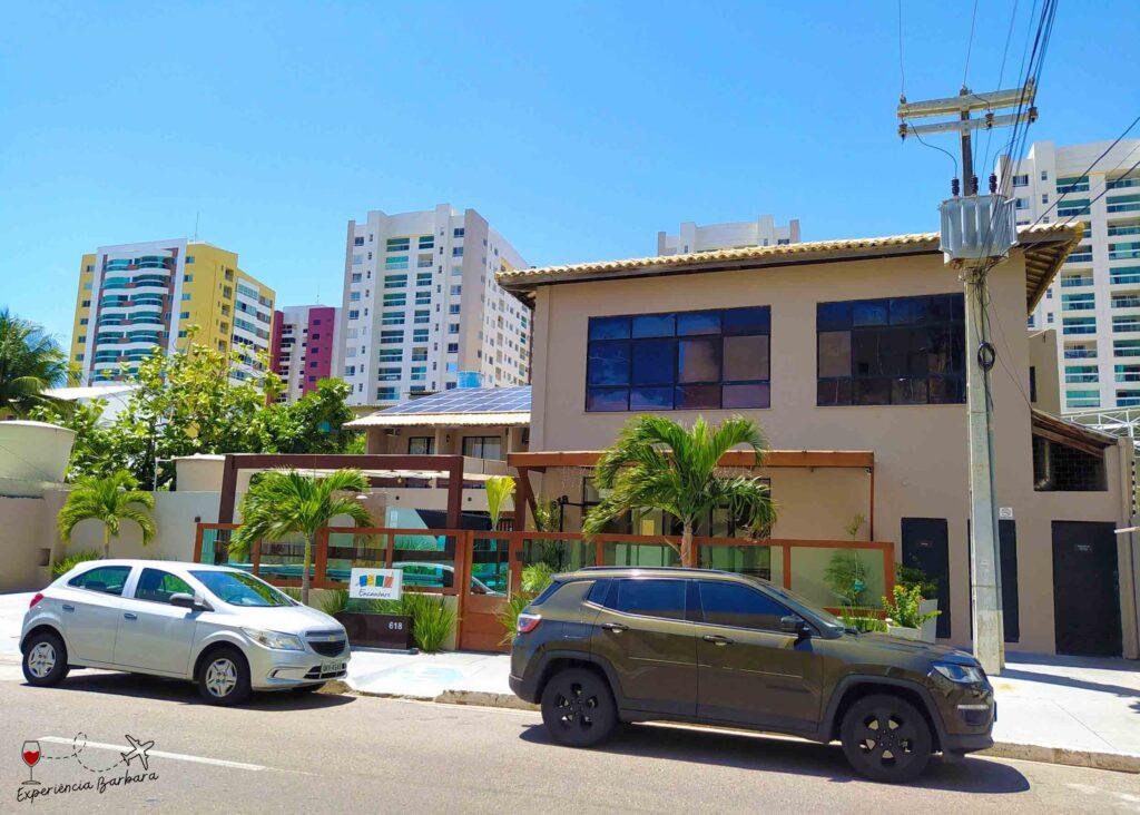 Onde se hospedar em Aracaju- Sergipe- Pousada Encantare