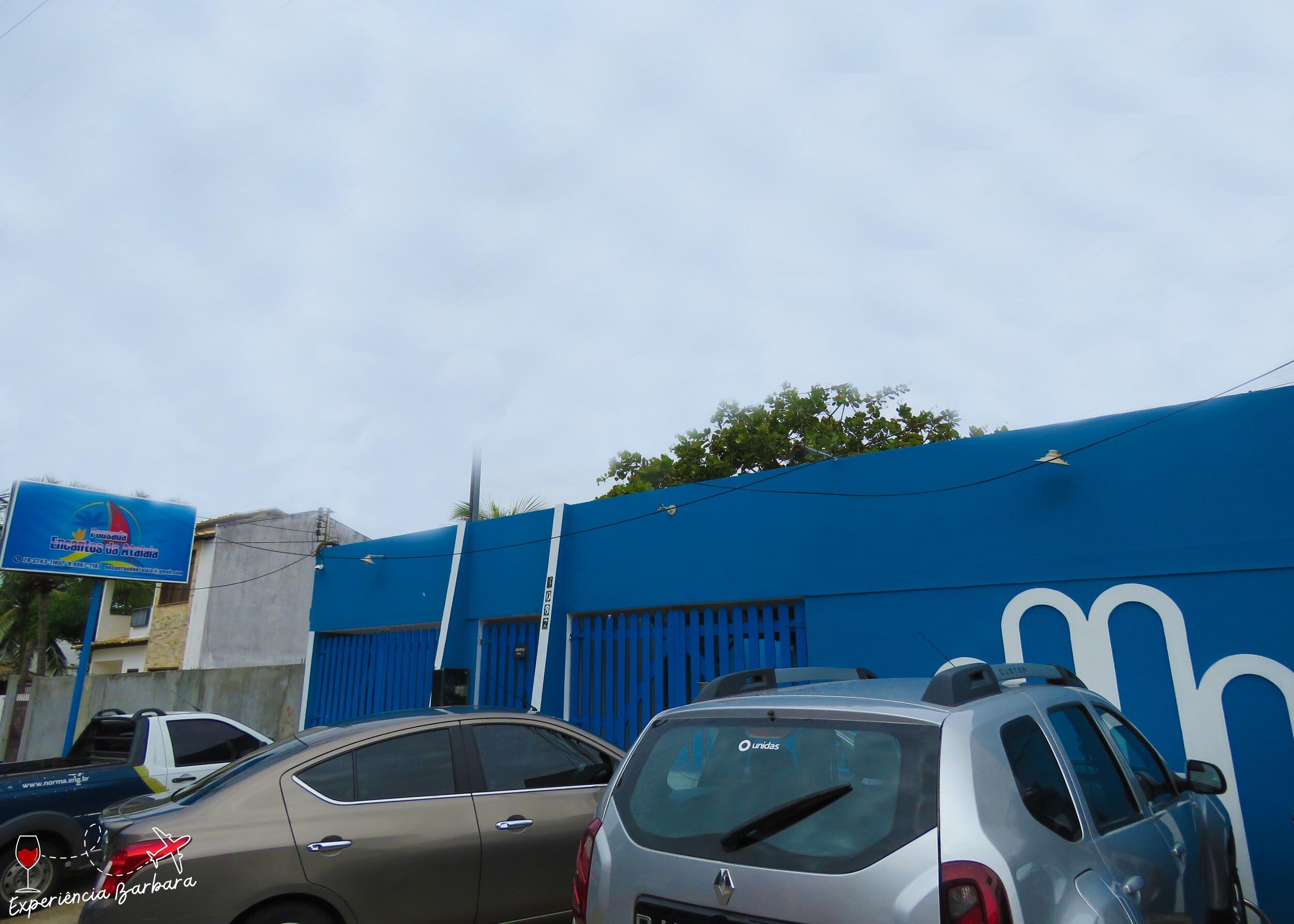 Onde se hospedar em Aracaju- Sergipe- Pousada Encantos da Atalaia