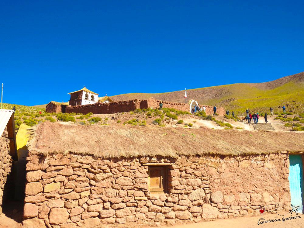 Povoado Machuca no Atacama
