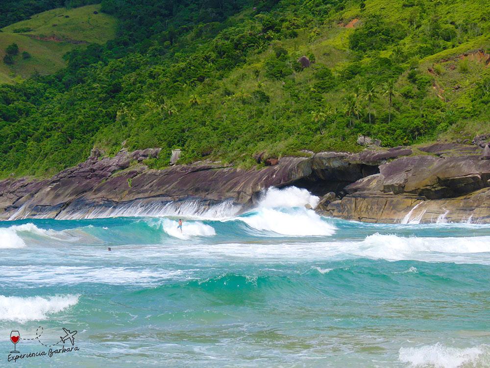 Onde ficar em Ilhabela - Praia do Bonete