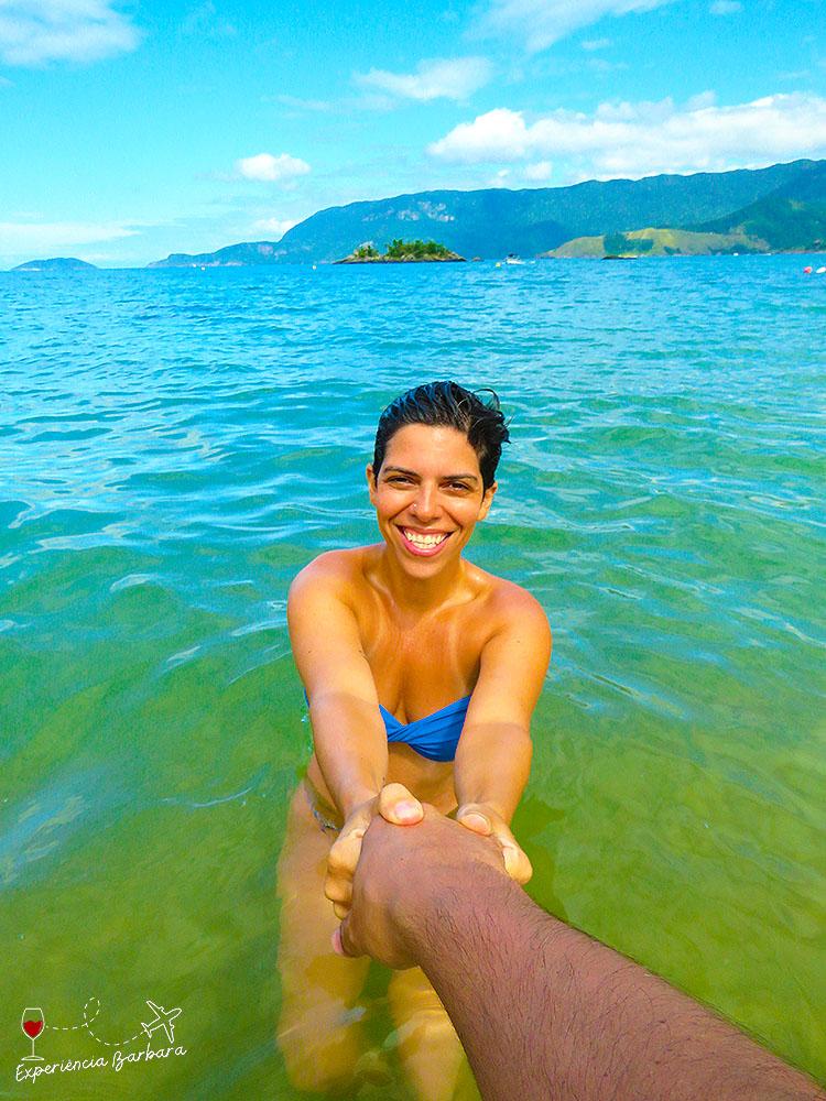 Onde ficar em Ilhabela - Praia Grande