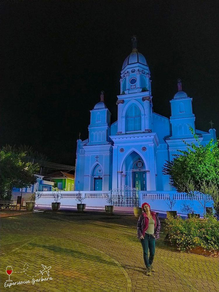 Igreja Matriz São Bento do Sapucaí