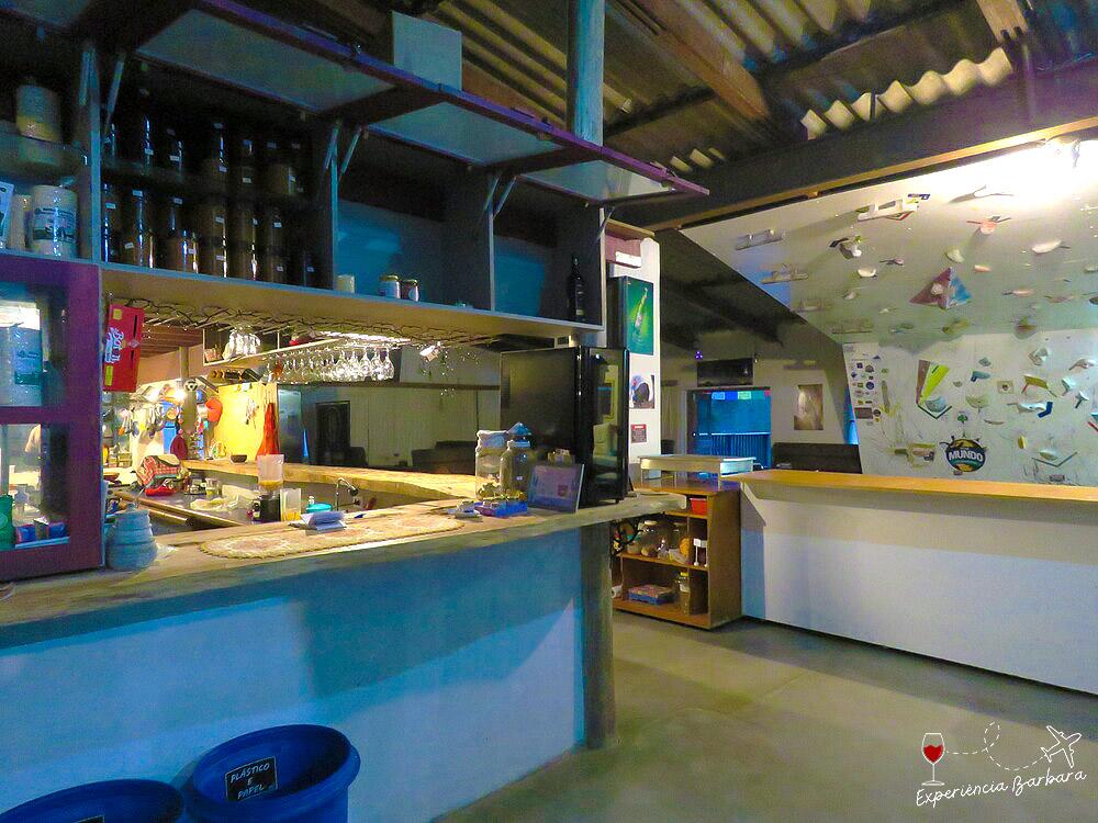 Bar do Hostel Picus