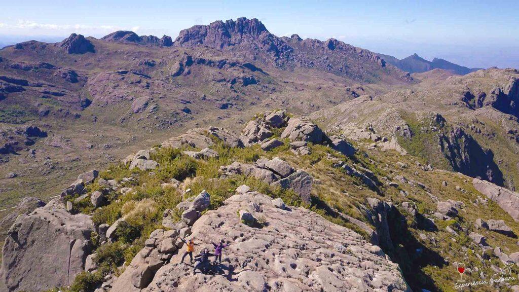 Morro do Couto - Parte Alta Parque Nacional do Itatiaia