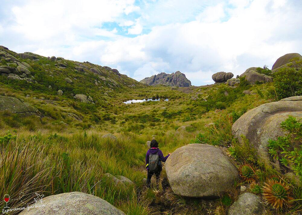 Parte Alta Parque Nacional do Itatiaia