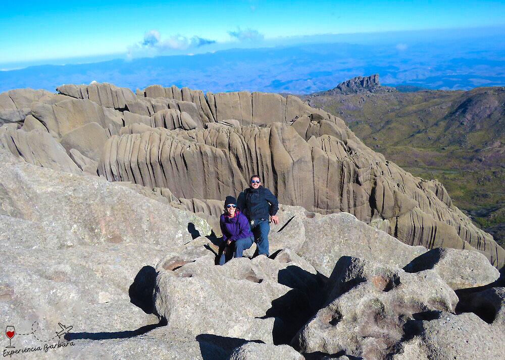 Pico das Agulhas Negras - Parte Alta Parque Nacional do Itatiaia