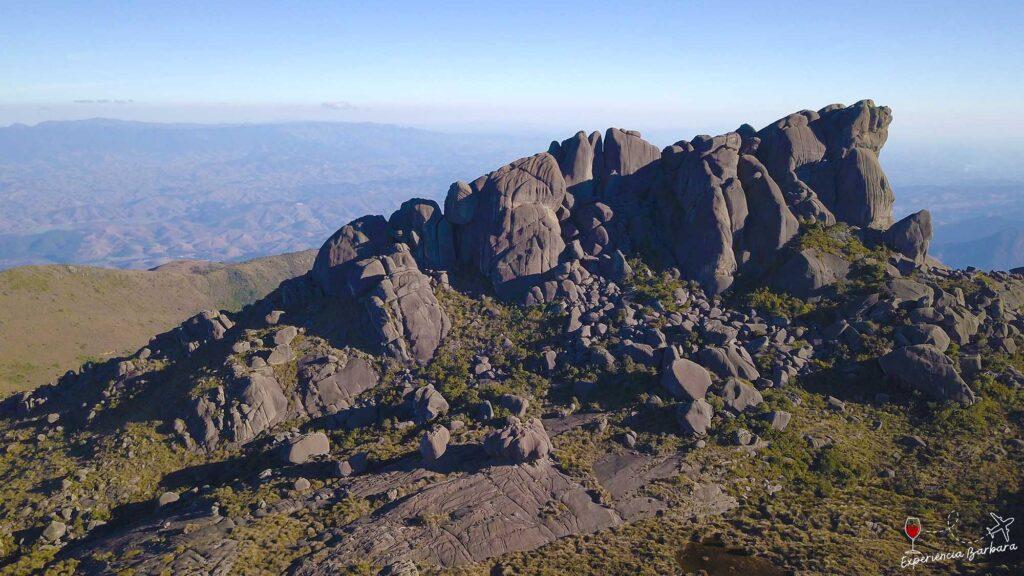 Prateleiras, Pedra da Maçã e Pedra da Tartaruga - Parte Alta Parque Nacional do Itatiaia